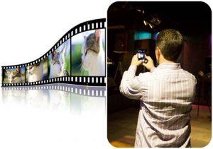Aplicaciones para unir vídeos