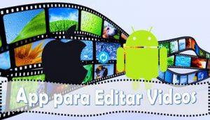 apps para editar vídeos