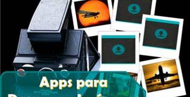 apps para descargar imágenes