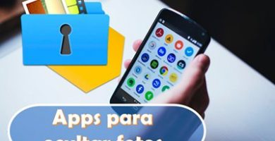 Apps para ocultar fotos