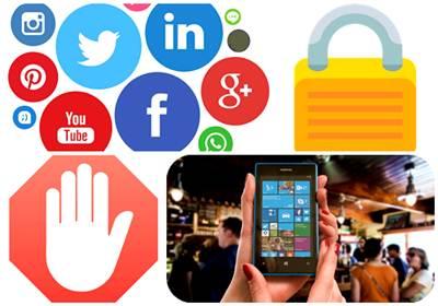 Aplicaciones para bloquear redes sociales