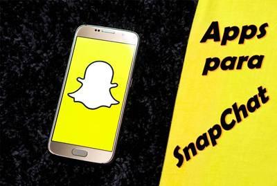 Apps para Snapchat