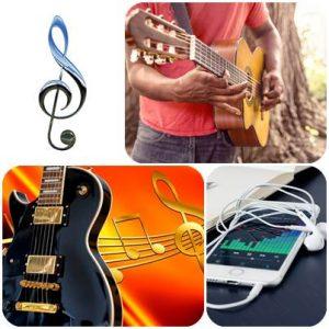 Aplicaciones para aprender a tocar la guitarra