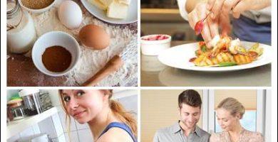 Aplicaciones para aprender a cocinar