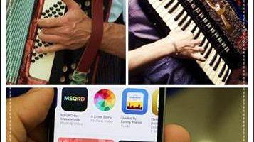 Aplicaciones para aprender a tocar acordeón