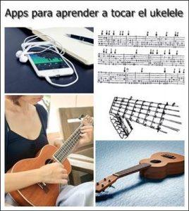 Aplicaciones para aprender a tocar el ukelele