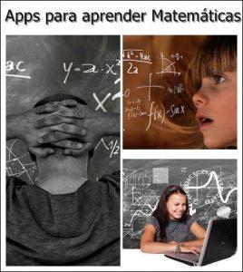 aplicaciones para aprender matemáticas