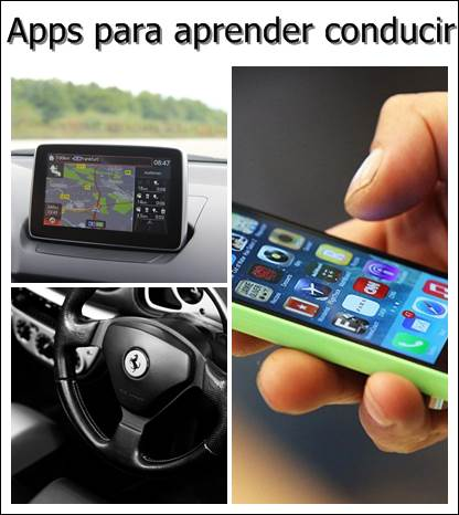 Apps para aprender conducir