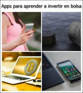 aplicaciones para aprender a invertir en bolsa