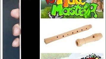 aplicaciones para aprender a tocar flauta