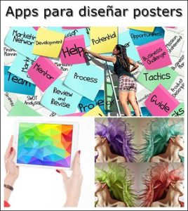 aplicaciones para diseñar posters