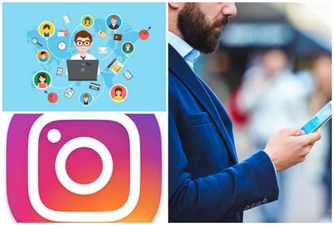 Apps para administar instagram