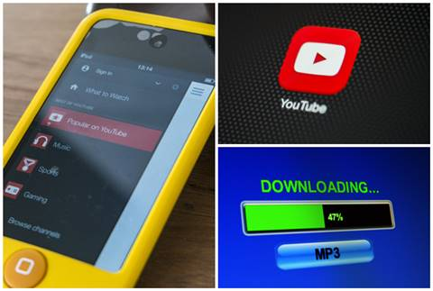 Apps para convertir vídeo a mp3