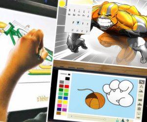 Aplicaciones para dibujar sobre fotos y colorear