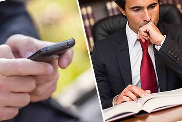 Aplicaciones para abogados