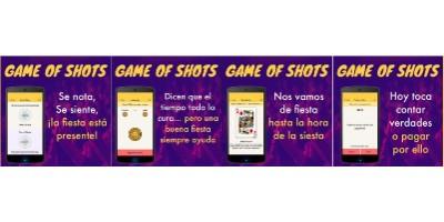 aplicaciones para beber: game of shots - aplicaciones para bebet