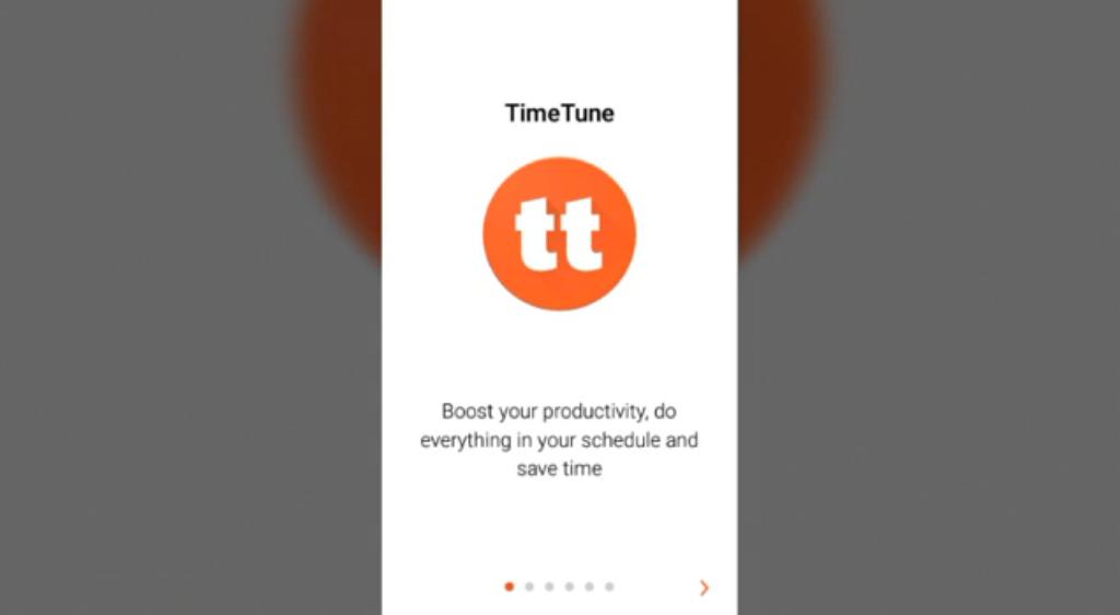 Aplicaciones para hacer horarios