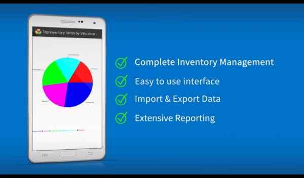 aplicación para hacer inventarios