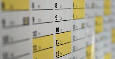 las mejores aplicaciones para crear horarios