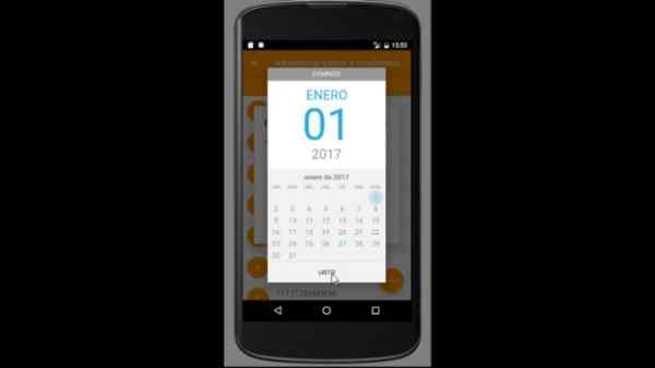aplicaciones para crear calendarios