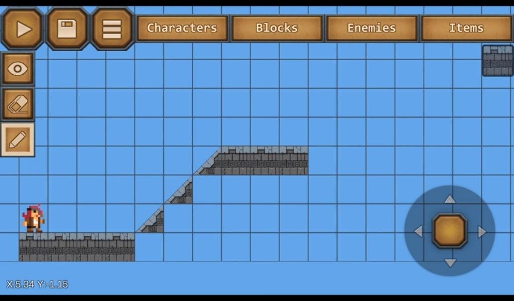 Aplicaciones para hacer juegos