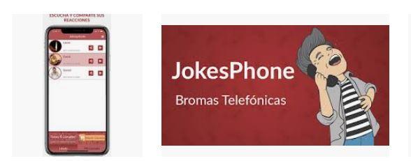 Jokesphone broma telefonica aplicacion