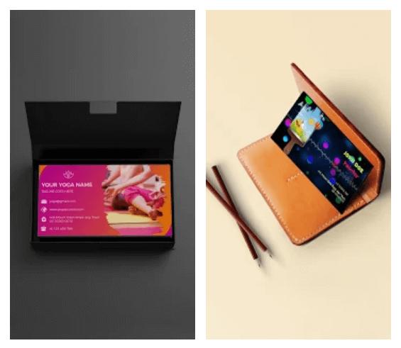 Aplicaciones para hacer tarjetas de presentación