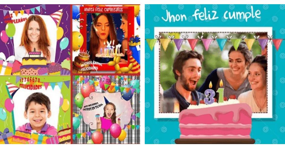 aplicaciones para hacer tarjetas de cumpleaños
