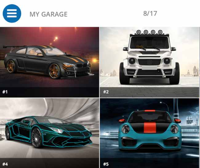 Descargar 3D Tuning, la mejor app para diseñar autos