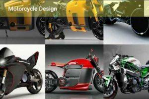 Descargar Diseño de Motocicleta