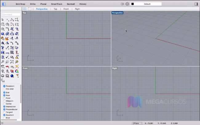 Descargar Rhinoceros, el mejor software de modelado 3D