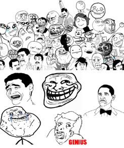 primeros memes populares en facebook