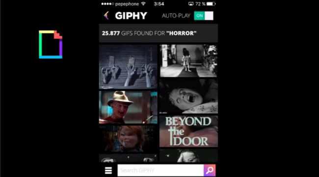 Descargar Giphy. All the Gifs