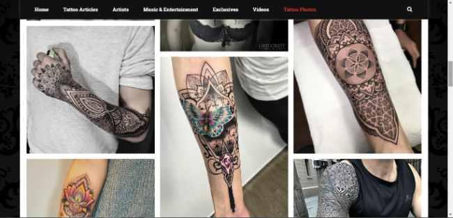 Visitar Tattoo.com