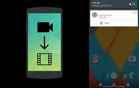 descargar lollipop screen recorder
