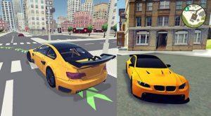 logo de la app escuela de conducir 3d