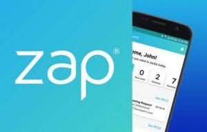 logo de zap - real estate crm