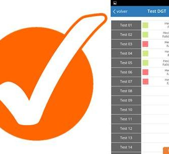 logo y test disponibles en la app todo test