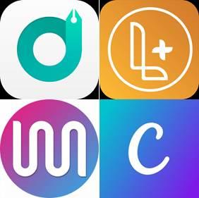 logos de aplicaciones para hacer logos