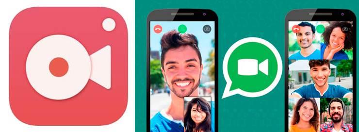 publicidad de apps para grabar videollamadas