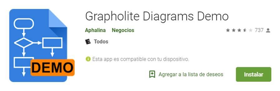 descargar grapholite diagrams demo