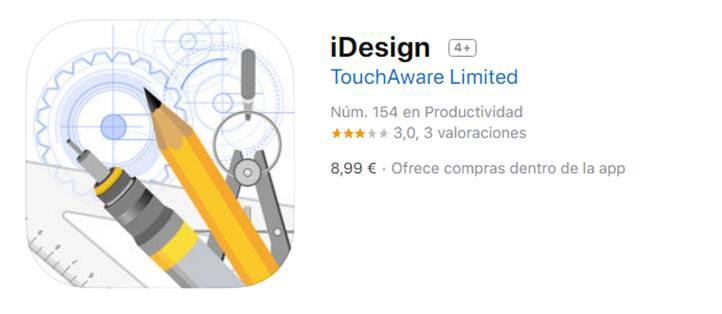 descargar idesign en app store apple