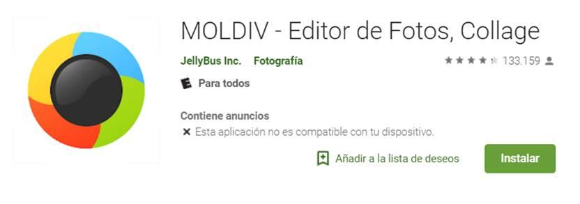 descargar moldiv en google play store