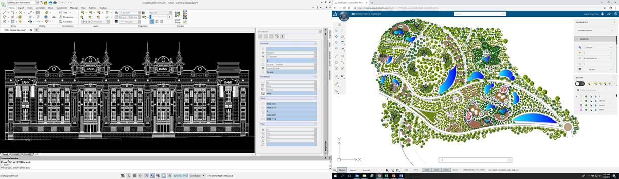diseños hechos en draftsight
