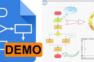 logo de grapholite diagrams demo y diagrama de ejemplo