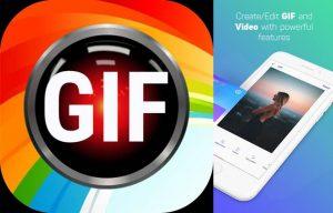 logo de la app creador de gif