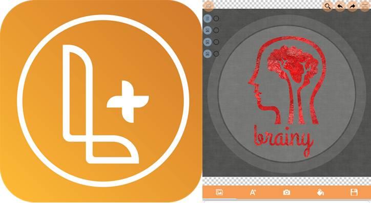 Descargar logo maker plus excelente app para dise ar logos for App para disenar interiores