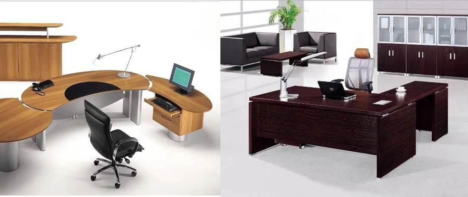 modelos de escritorios en la app muebles de oficina