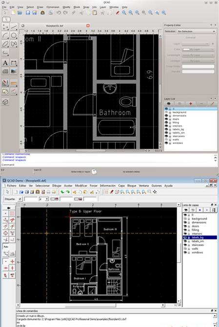 qcad para windows y mac