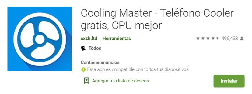 descargar cooling master